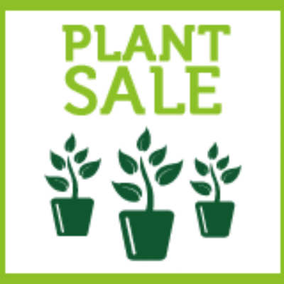 Plant Sale & Coffee Morning